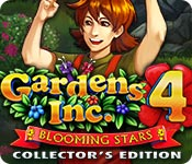 Gardens Inc. 4: Blooming Stars Collectors Full Version