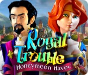 Royal Trouble: Honeymoon Havoc Full Version