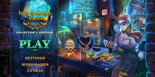 Fairy Godmother Stories Cinderella Collectors Free Download Game