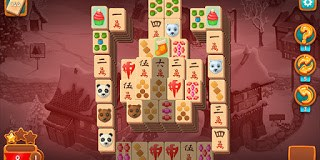 Mahjong Fest: Winterland Free Download Game
