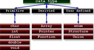 Data Types in C and C++