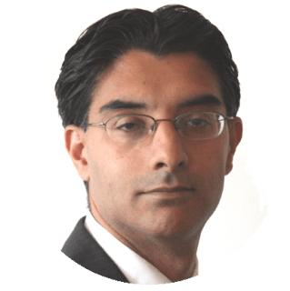Portrait of Professor Adnan Tufail