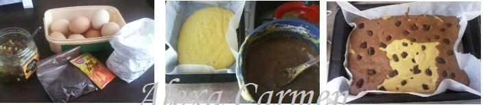 pregătire prăjitură cu miere in loc de zahăr