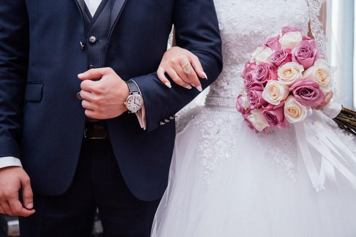 nuntă cu bloggeri