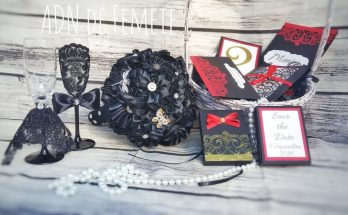 nunta în stil gotic