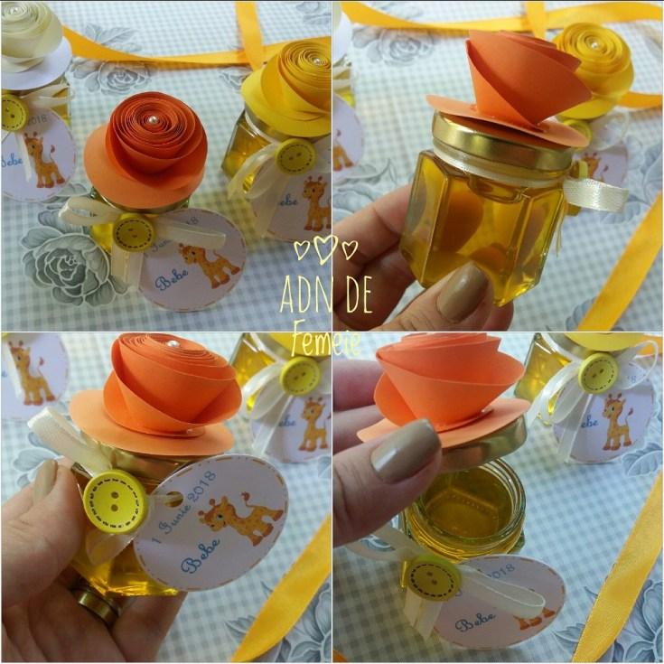 marturii borcane cu miere