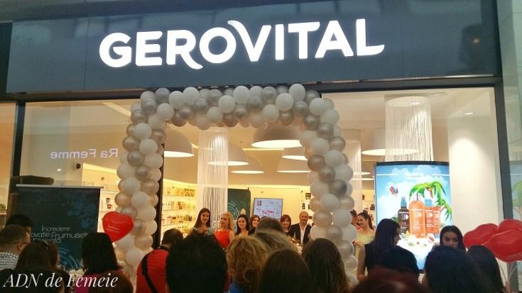 primul magazin Gerovital din Oradea