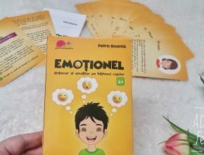 dictionar al emotiilor pentru copii