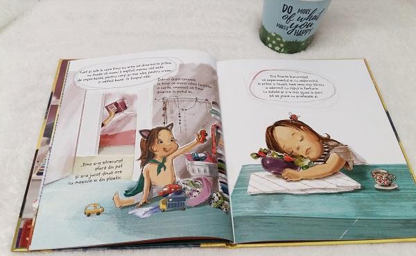 carte pentru copii de 4 ani