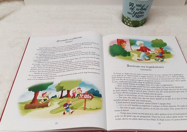 carte pentru copii de 6-9 ani