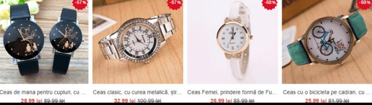 ceas pentru cuplu