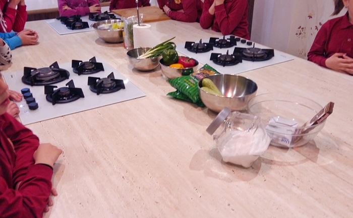 cursuri de gatit pentru copii