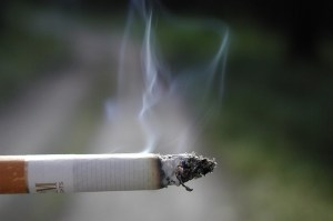 doar un fum