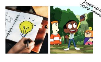 Inspirați din desene animate