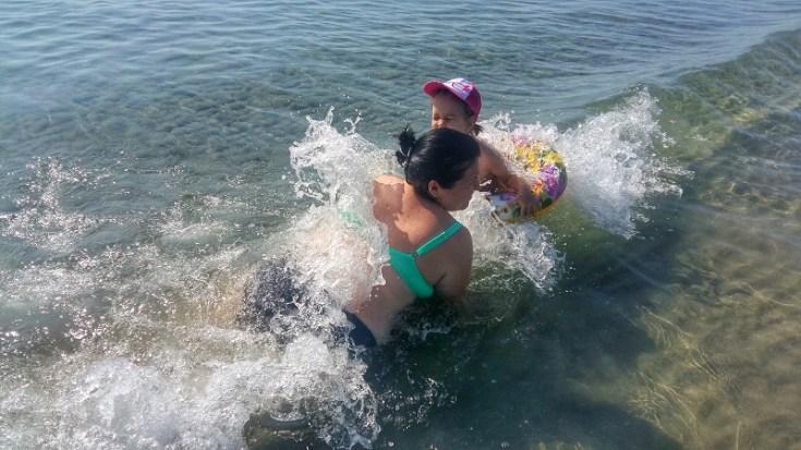 valuri in mare