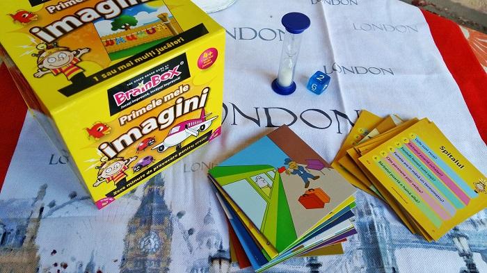 creative box game