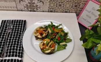 garnitură sau salată de legume