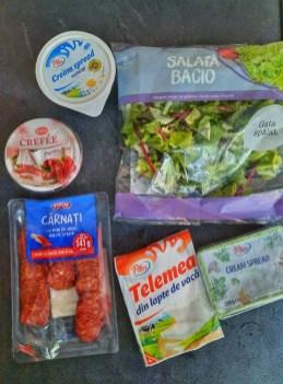 ingrediente salata satioasa