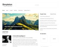simpleton-theme-an-ads-ready-wordpress-theme