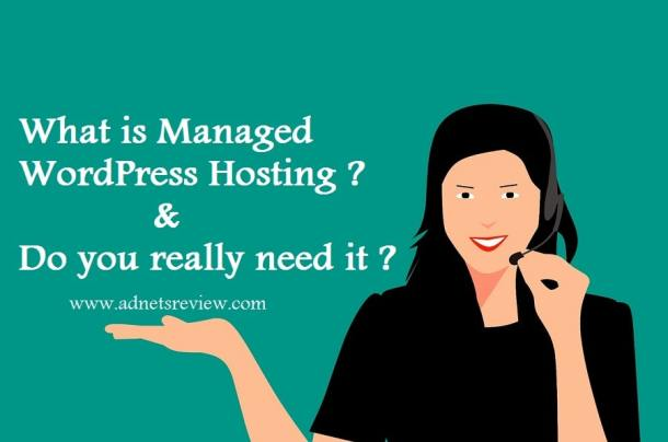 what is managed wordpress hosting and do you really need it