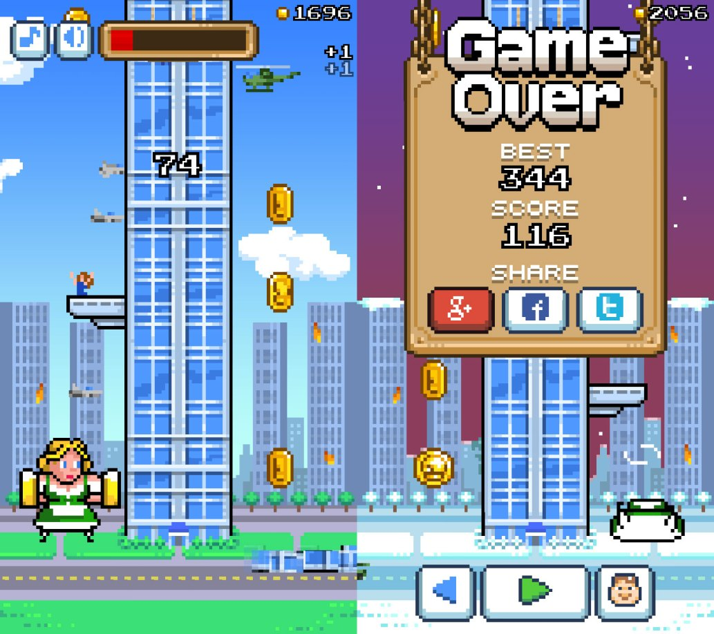 Tower-Boxing-Android