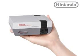 Nintendo NES Consola Retro 2016
