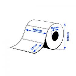 Etiquetas Adhesivas Para Impresora de Etiquetas a Color
