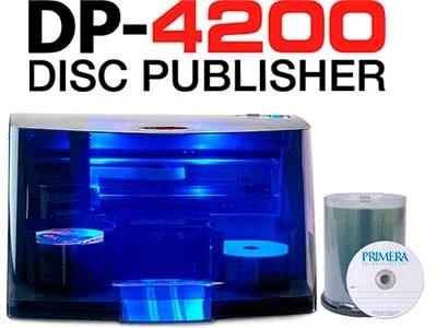 Primera Disc Publisher DP-4200 ADNid