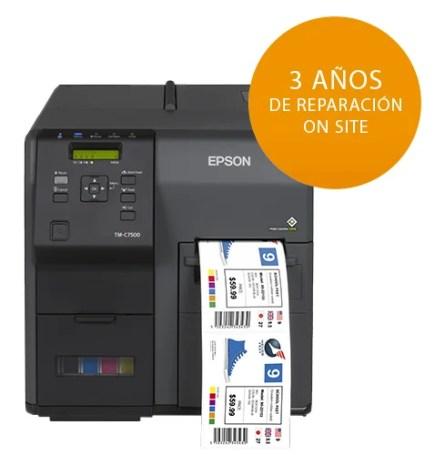EPSON COLORWORKS C3500 en ADNid - Cover+ Garantía Gratis