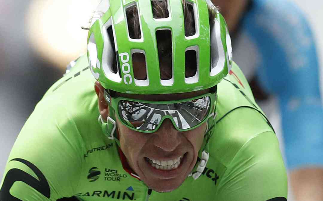 RIGOBERTO URAN VIRTUAL SUBCAMPEON DEL TOUR DE FRANCIA
