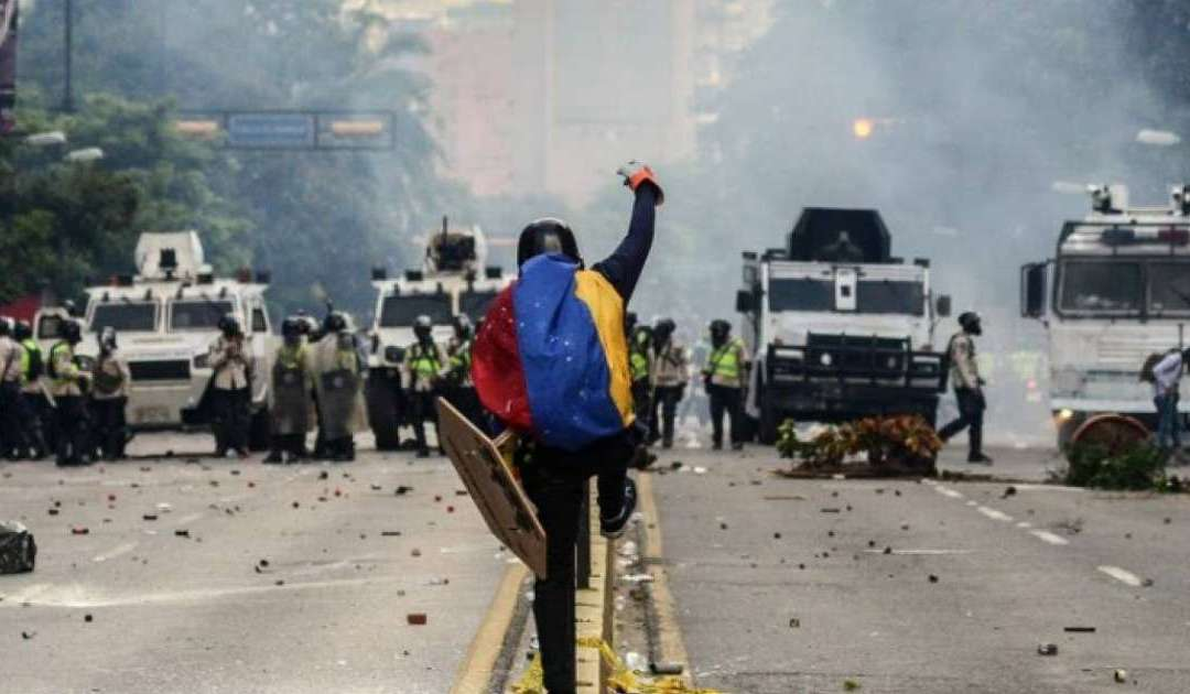 SE AGRAVA SITUACIÓN EN VENEZUELA