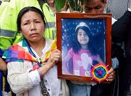 UN AÑO DE CRIMEN DE MENOR DE EDAD. FAMILIA DE YULIANA SIGUE ESPERANDO QUE SE HAGA JUSTICIA