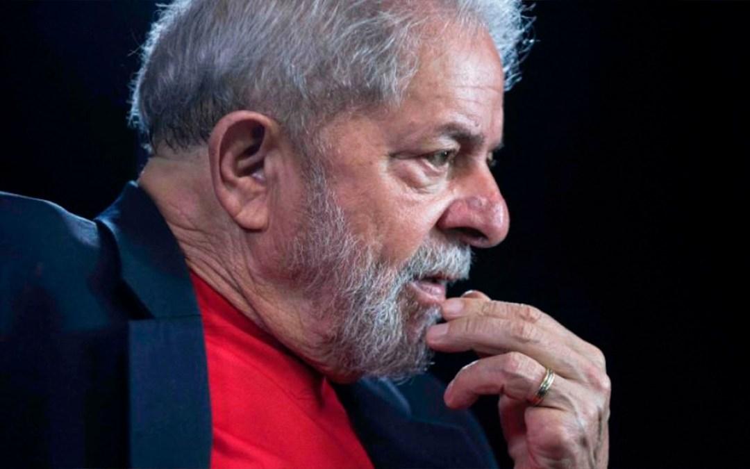 EX PRESIDENTE DE BRASIL LULA SEGUIRÁ EN LA CÁRCEL
