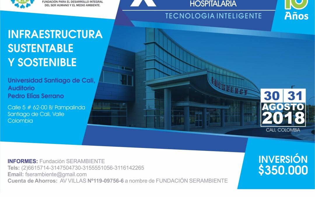 X CONGRESO COLOMBIANO DE ARQUITECTURA E INGENIERÍA HOSPITALARIA