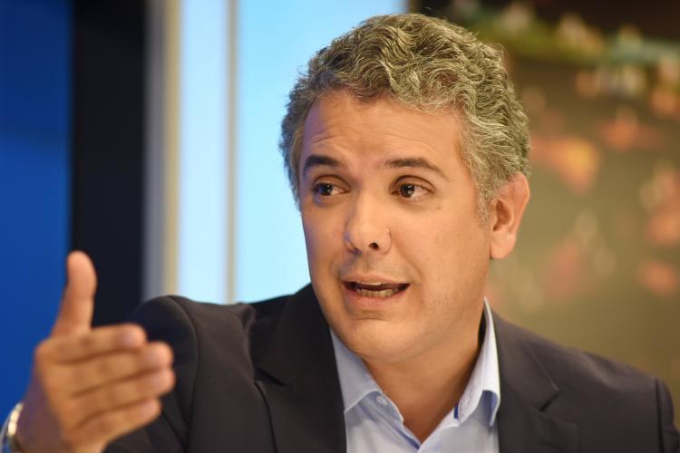 LA SEGURIDAD PRINCIPAL OBJETIVO DEL PRESIDENTE ELECTO DE COLOMBIA