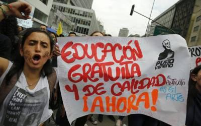 SIGUEN LAS PROTESTAS Y LOS DIÁLOGOS PARA SALVAR UNIVERSIDADES PUBLICAS