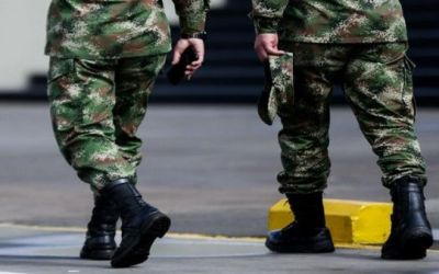 118 militares investigados por casos de abuso sexual a menores