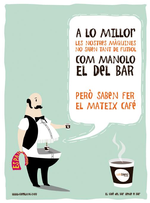 cafeblanc MANOLO 72