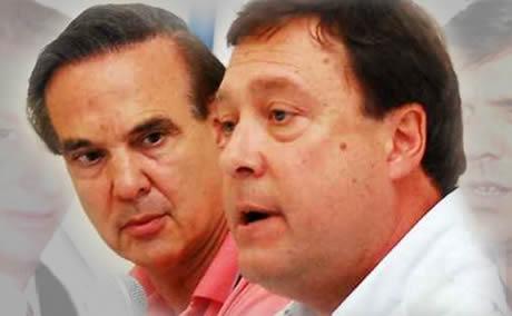 """Pichetto habla con Massaccesi y nadie sale a  cuestionar"", dijo  Diéguez"