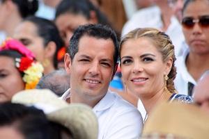 murat y esposa