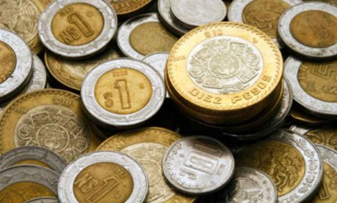 Peso mexicano inicia estable (07:15 h)