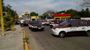 taxis-istmo