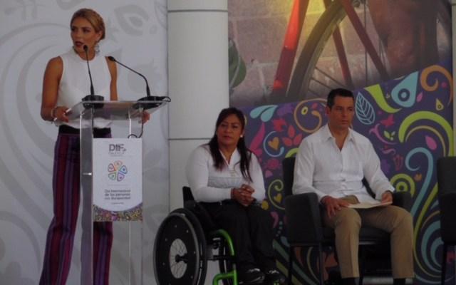Mi gobierno se distinguirá por promover la inclusión de personas con discapacidad: Alejandro Murat (21:30 h)