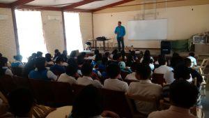 18. Escuela Secundaria General Miguel Hidalgo, Santo Domingo Tehuantepec, Oax. ALUMNOS