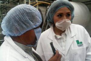 001 Liconsa. Planta industrial