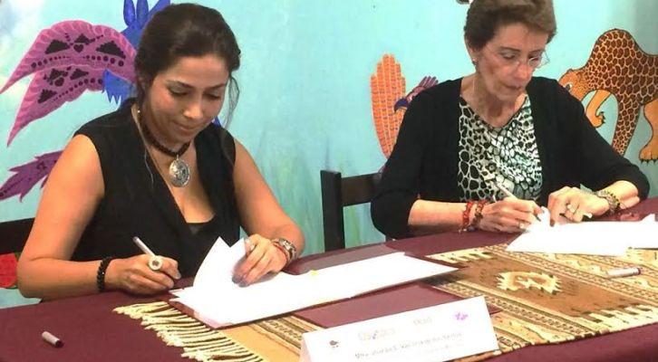 Proporcionará Salud servicios al Cejum; firman convenio (20:30 h)