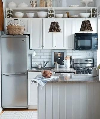 10 ideas para organizar cocinas pequeas que el espacio no sea problema 1400 h - Ideas Cocinas Pequeas