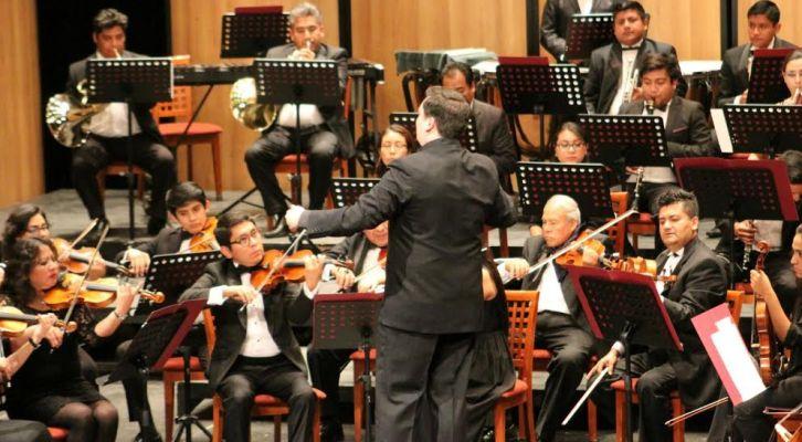 Concierto este domingo de la Orquesta Sinfónica de Oaxaca (22:00 h)