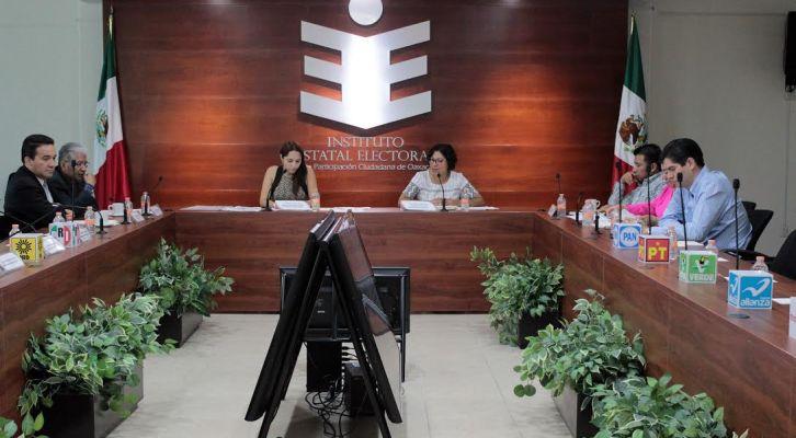 Presentan estrategia de comunicación para elección de Xadani (19:00 h)