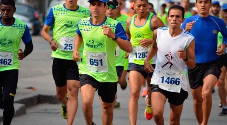 El 28 de mayo en Tlaxiaco la Gran Carrera Atlética de 5 y 10 kilómetros (19:15 h)